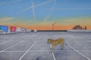 Still a tiger