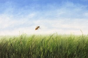 Bee – SOLD